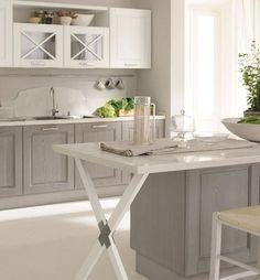 11 immagini incredibili di cucina lube Veronica | Kitchen country ...