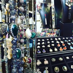 Sloane Square Collections are in the Spa Boutique today and tomorrow! The jewellery is too tempting to resist!