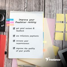 How do you improve your freelancer ranking? Improve Yourself, Tips, Blog, Blogging, Counseling