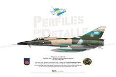 IAI Dagger A – (c/n S-38) C-420 Grupo 6 de Caza - II Escuadrón Aeromóvil Dagger (La Marinete) San Julian – Mayo 1982 Gracias Guillermo Posadas!!!