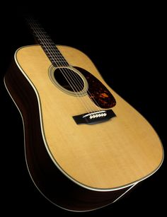 Martin HD-28V This guitar is like home base for me.
