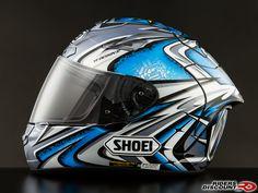 Shoei X-12 Daijiro Kato Helmet - BMW S1000RR Forums: BMW Sportbike Forum
