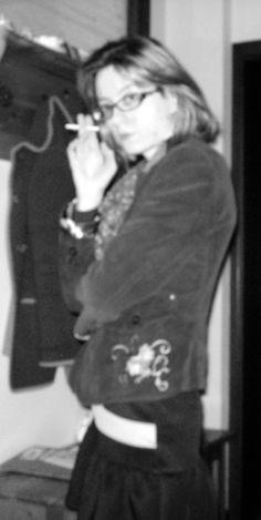 Selfie 2 in stile anni '30: in bianco e nero fa più atmosfera d'epoca...