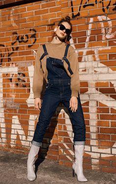 5d5460b035 Jeans ganha status de alta moda. Aprenda a tirar o melhor do básico