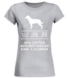 That is How My Cute Rottweiler Shirt Looks Like Rottweiler T-shirt