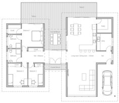 Coles Floor Plan   Floor Plans  Southern Living and House plans
