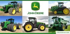 As a part of Proxibid's partnership with DeereMAX, John Deere Dealers are…