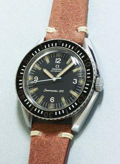 Omega Seamaster 300 Ref.165.024 Cal.552 1960's
