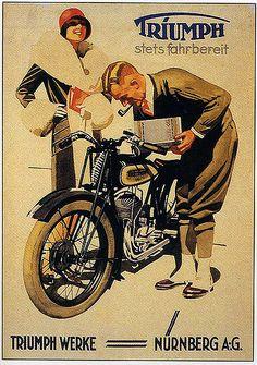 Triumph twenties | Flickr - Photo Sharing!