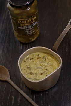 Soupe aux cornichons - L'Anarchie Culinaire selon Bob le Chef