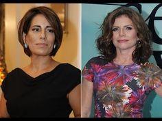 Cortes de Cabelos para Mulheres de 40, 50 e 60 anos - YouTube