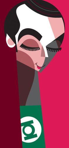 Sheldon Lee Cooper by Pablo Lobato