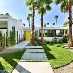 The Lost Krisel - midcentury - Exterior - Los Angeles - Studio AR+D Architects