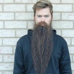 Shout out @will_mac89 congrats on winning longest beard at the Canberra beard and Mustache Competition