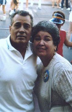 Grandma and Grandpa Martinez