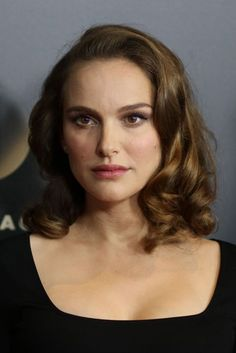 Natalie Portman Red Carpet Hair And Hairstyles | British Vogue