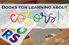 This collection of books exploring colors is great for kids of all ages, including preschool students! Children love fun, engaging stories and tips to inspire their art. These picture books are a great place to start.