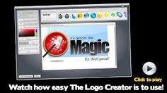Videos showing the power of The Logo Creator software by Laughingbird Software