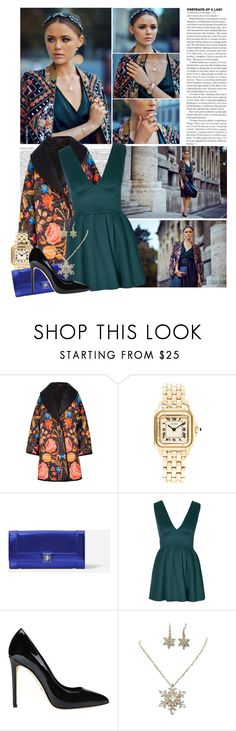 """""""Untitled #656"""" by zayngirl1dlove ❤ liked on Polyvore featuring Alice by Temperley, Cartier, CHARLES & KEITH, Rare London and Gucci"""