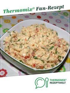 Tomaten Brotaufstrich REZEPT DES TAGES VOM 19.01.2015 von bininanny. Ein Thermomix ® Rezept aus der Kategorie Saucen/Dips/Brotaufstriche auf www.rezeptwelt.de, der Thermomix ® Community.