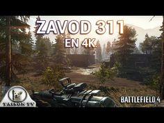 Battlefield 4 el Mapa Zavod 311 Grabado en 5K