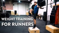 All runners, no matter the distance, can benefit from weight training! Gym work improves posture, helps increase strength & power, and leads to better runnin. Weight Training For Runners, Strength Training For Runners, Runner Tips, Before Running, Wednesday Workout, Improve Posture, Injury Prevention, Running Workouts