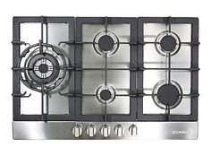 """appliances: 30"""" GAS COOKTOP STAINLESS STEEL WITH 5 BURNERS ***NEW*****  #Appliances - 30"""" GAS COOKTOP STAINLESS STEEL WITH 5 BURNERS ***NEW***** ..."""