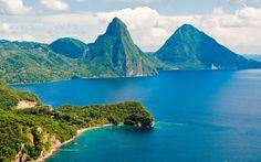 """Al norte de Venezuela, la isla Santa Lucía ha ganado el galardón de """"Mejor Isla del Caribe"""". Visite nuestra página y sea parte de nuestra conversación: http://www.namnewsnetwork.org/v3/spanish/index.php"""