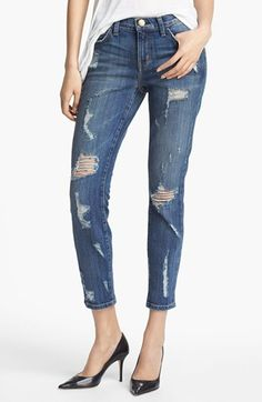 Current/Elliott The Stiletto Stretch Jeans | Nordstrom