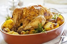 Because everyone needs a classic roast recipe in their repertoire. Find everything you need for the perfect roast including step-by- step instructions. Perfect Roast Recipe, Perfect Roast Chicken, Roast Recipes, Diet Recipes, Cooking A Roast, Roast Dinner, Delicious Dinner Recipes, Food Festival, Meals For Two