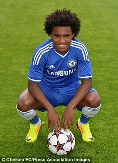 ~ Willian on Chelsea FC ~