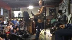 """Ray Wylie Hubbard performs """"Bad on Fords"""" at Cactus Music"""