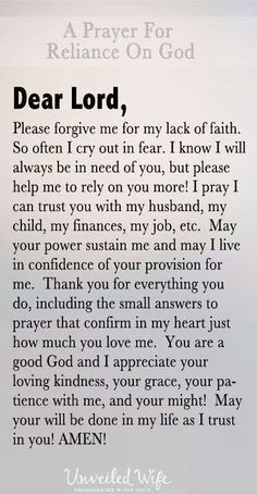 My personal prayers. i think that everyone should pray this prayer because it will make you have more faith in GOD and he will help you through anything. Faith Prayer, My Prayer, Faith In God, Prayer Board, Psalm 91 Prayer, Night Prayer, Psalm 37, Prayer Quotes, Spiritual Quotes