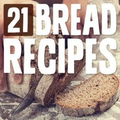 One common lament about those deciding to go on the Paleo diet is having to give up bread. But just because you can't eat what and grains anymore doesn't mean you can't enjoy nice slice of bread or two, just as long as it conforms to the Paleo dietary recommendations. Here is our select list of...