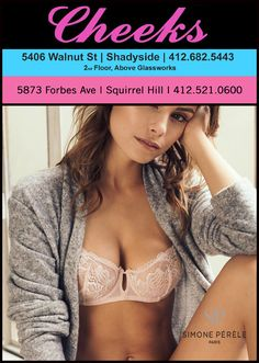 Cheeks Lingerie Boutique offers lingerie, hosiery, robes, & sleepwear from designer labels. Also offering MacKenzie-Childs items and gifts. Feeling Beautiful, Lace Bra, Hosiery, Bring It On, Mesh, Gift Wrapping, Lingerie, Boutique, Night