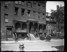 East 11th Street. Date: ca. 1916 - 1921