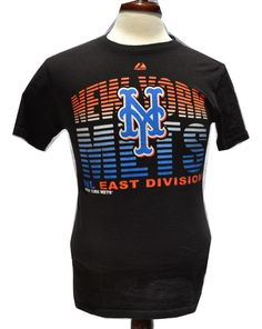 #MLB New York #NY Mets Majestic Adult Small T Shirt great colors free shipping #Majestic #NewYorkMets in my @ebay store