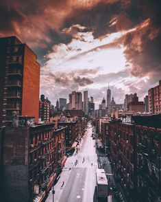 """adore-new-york: """" Photograph by new_york_city_photo """"[More NYC here →]"""" """" A New York Minute, Empire State Of Mind, Wanderlust, City Scene, World Cities, To Infinity And Beyond, Concrete Jungle, City Aesthetic, Adventure Is Out There"""