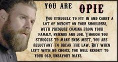 #Opie #SOA #Sons of Anarchy