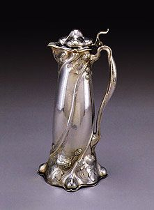 Loving Cup, 1900  George Sauthof, Chaser  Gorham Manufacturing Company  Sterling silver