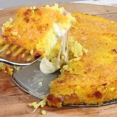 Mozzarella, Food Platters, Quick Snacks, Food Design, Paella, Summer Recipes, Food Videos, Italian Recipes, Vegetarian