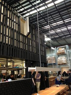 Image result for industry beans cafe