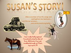 """Chapter 3 of """"Susan's Story"""" - A Tale of Mediocre Excitement and Plenty of Yawn-Quality"""
