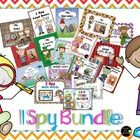 As requested by purchasers of my individual I Spy products this bundle contains all of my I Spy activities.  Currently included in this product are...