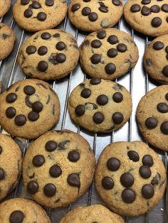 kelfstrobakar.se - Choklad cookies Cookies, Desserts, Food, Crack Crackers, Tailgate Desserts, Deserts, Biscuits, Essen, Postres