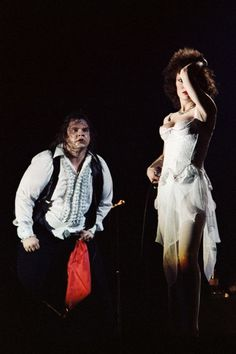 Meat Loaf & Karla DeVito - Paradise by the Dashboard Light - 17 April 1982