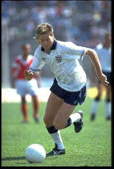 Chris Waddle Pictures and Photos School Football, Football Soccer, Football Players, Chris Waddle, England Football, National Football Teams, Soccer Stars, Vintage Football, Tottenham Hotspur