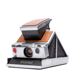 Have an old polaroid that needs film? Or want a polaroid? Ahop here➡ Polaroid<sup>®</sup> SX-70 Camera – Original