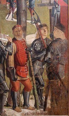 CARPACCIO, Vittore: The Arrival of the Pilgrims in Cologne 1490 Tempera on canvas, 280 x 255 cm Gallerie dell'Accademia, Venice From https://www.wga.hu/frames-e.html?/html/c/carpacci/1ursula/2/70arriva.html