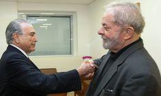 Temer presta solidariedade a Lula em hospital em SP - Jornal O Globo